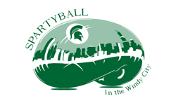 SpartyBall Logo